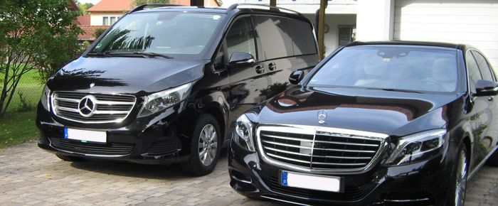 limousinenservice m252nchen bahlmann flotte